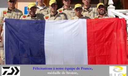 Equipe de France Black Bass