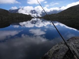 Pêche en lac en Vallée de Vicdessos