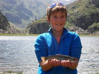 Bivouac-pêche en Ariège