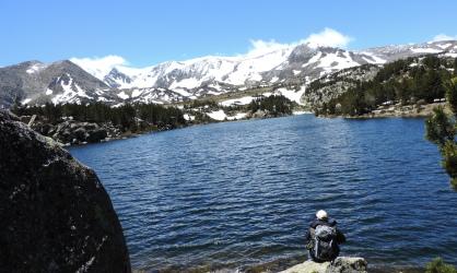 Pêche aux étangs du Carlit