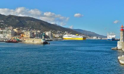 Bastia Viieux port