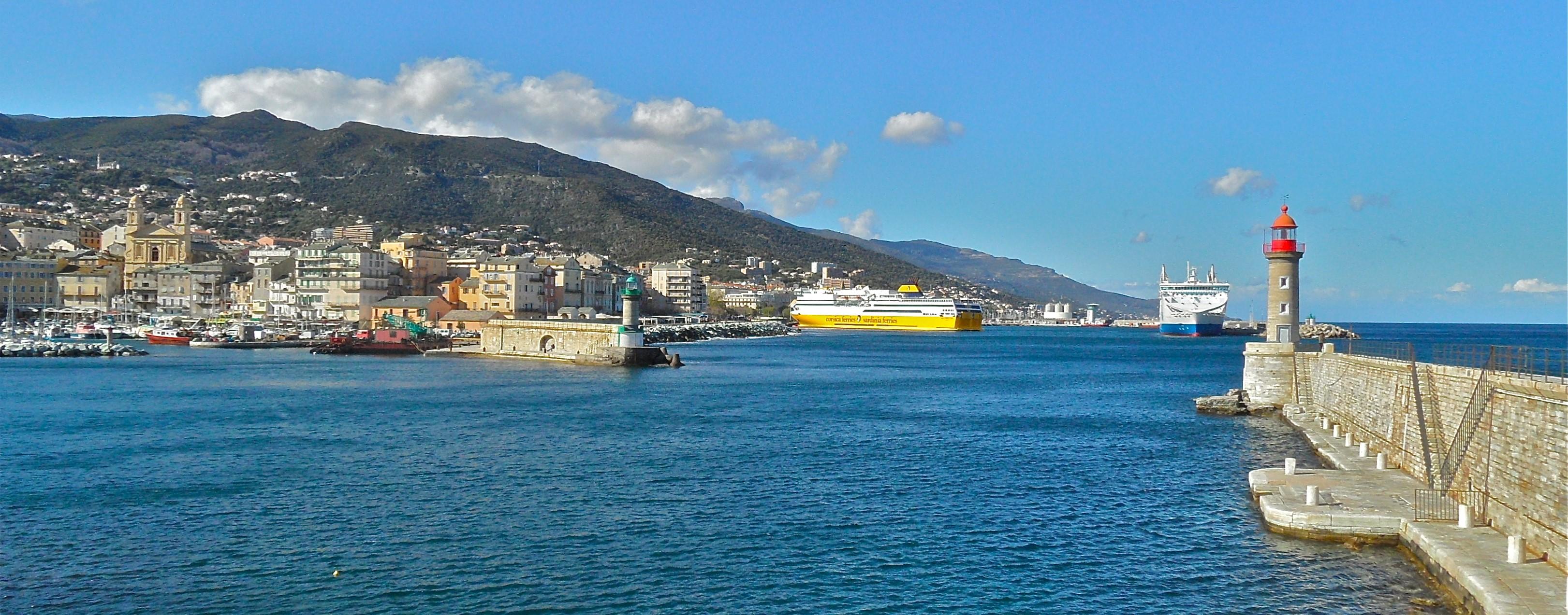Bastia viieux port peche mag fr - Vieux port bastia ...